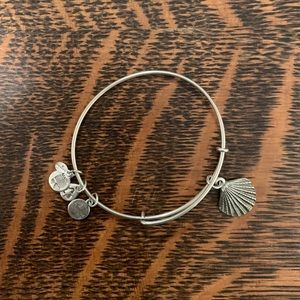 Alex and Ani Seashell Bracelet